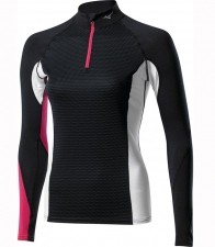MAGLIA DONNA ZIP VIRTUAL BODY
