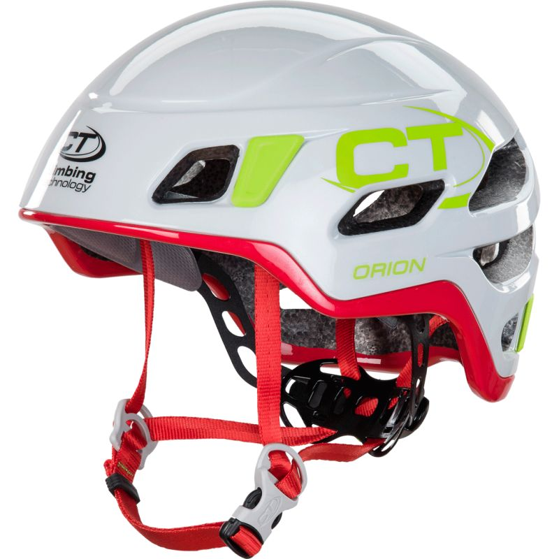 CLIMBING TECHNOLOGY CASCO ORION bianco/rosa | DF Sport Specialist