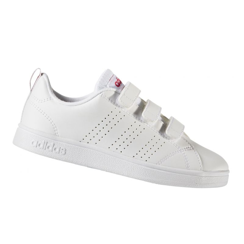 ADIDAS VS ADV CL JUNIOR KID Bianco/Rosa26
