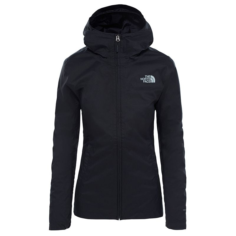 b5c55f8592a9 THE NORTH FACE GIACCA DONNA TANKEN TRICLIMATE JK3 NERO