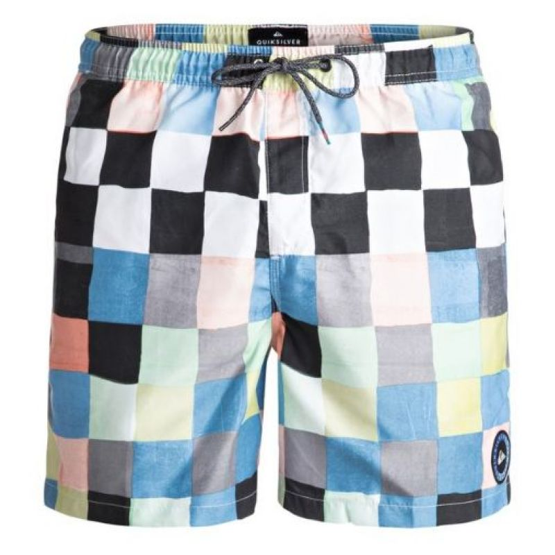 BOXER UOMO RESIN CHECK VOLLEY 15 | DF Sport Specialist