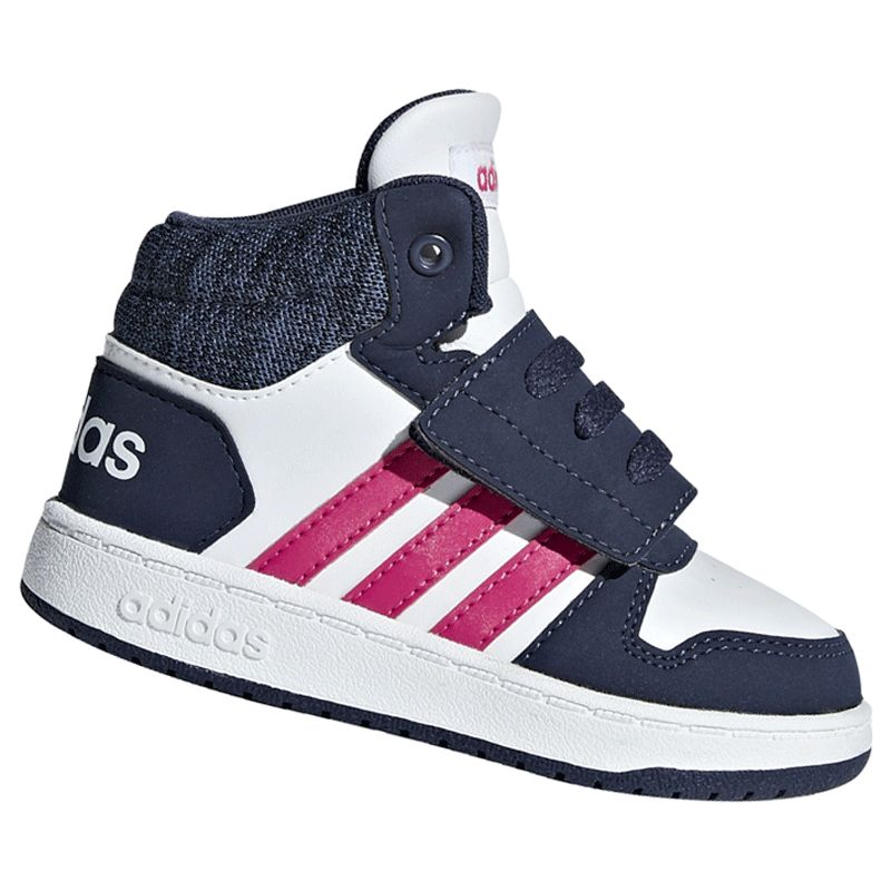 ADIDAS SCARPE BAMBINA HOOPS MID 2,0 | DF Sport Specialist
