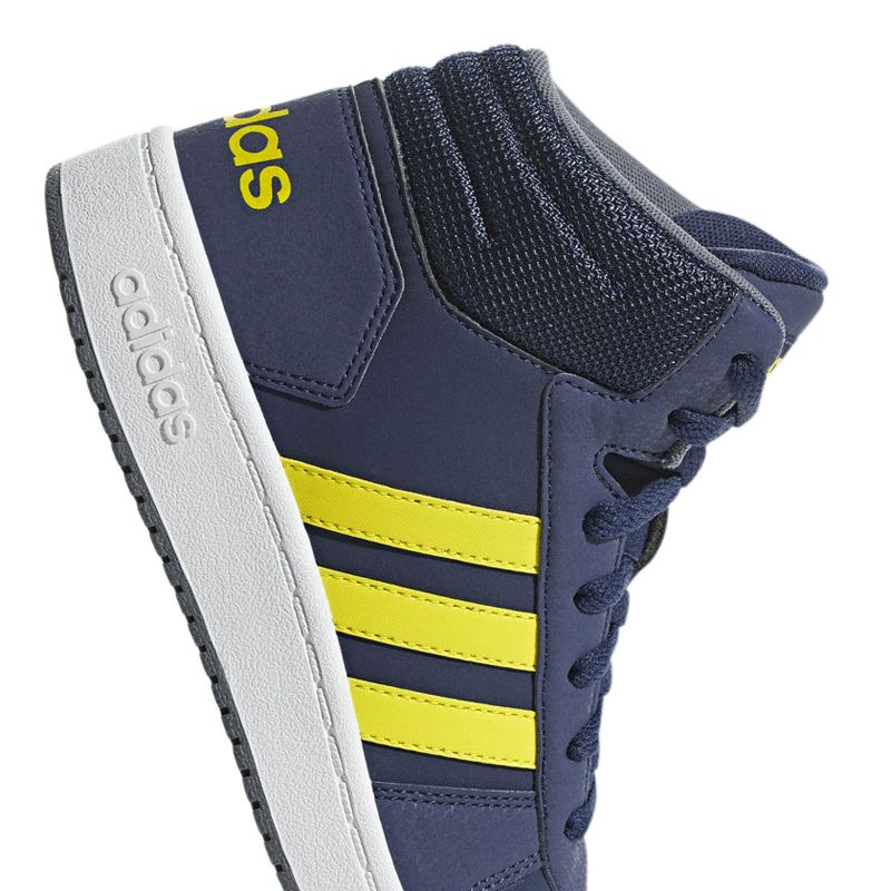outlet store 02e01 73e0b ADIDAS SCARPE BAMBINO HOOPS MID 2.0   DF Sport Specialist