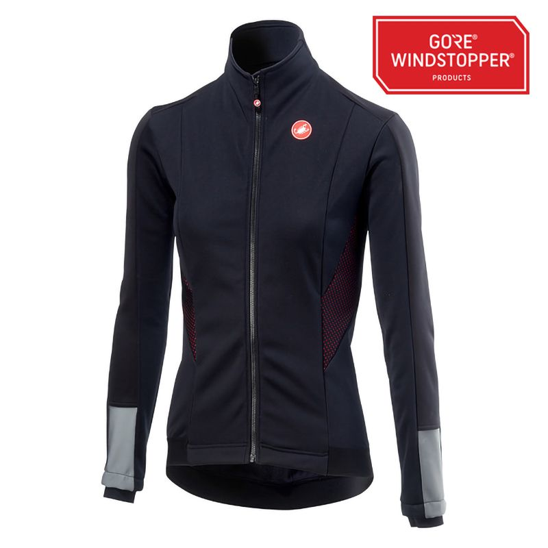 a9eebd53aabf Castelli Giacca Invernale Mortirolo Invernale Castelli Giacca Donna gqdqv