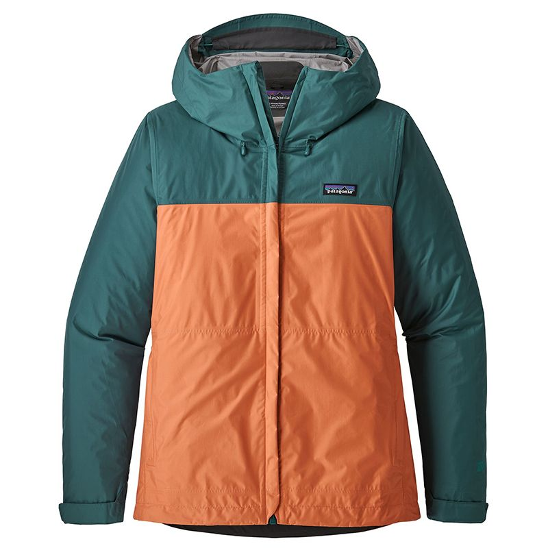 on sale d629c 310ac PATAGONIA Giacca Donna Tecnica Torrent Shell Strec