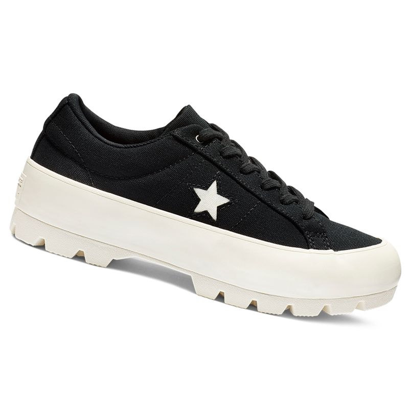 CONVERSE SCARPE DONNA ONE STAR LUGGED OX | DF Sport Specialist