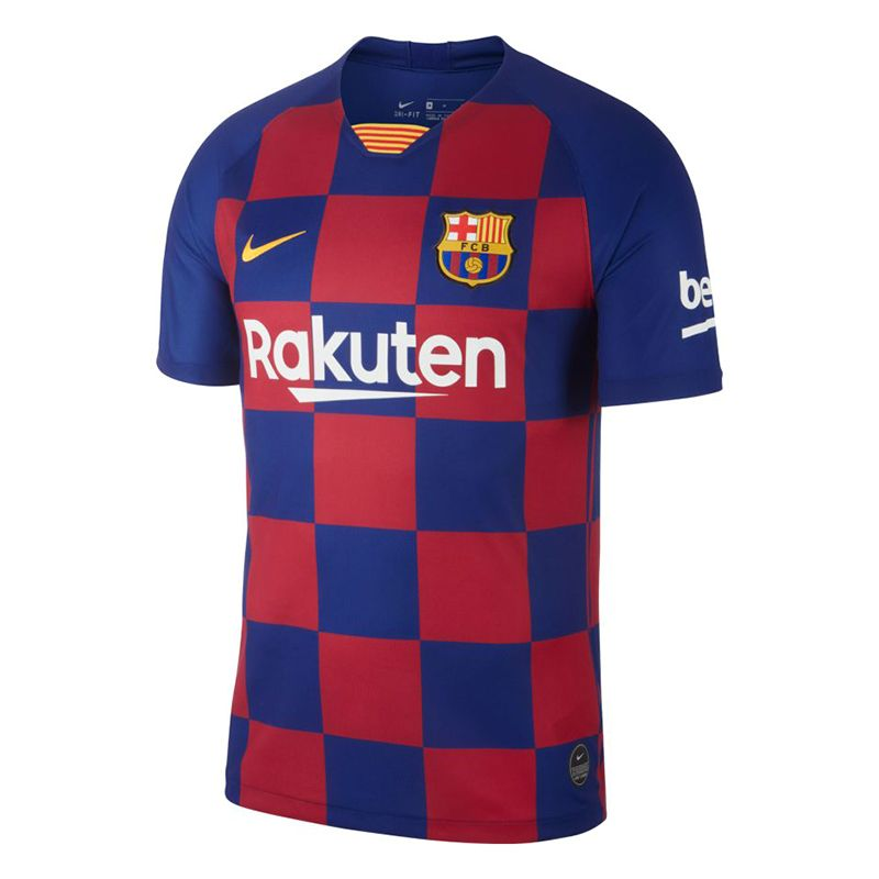 new products 4d4af a2205 NIKE Maglia Fcb Home