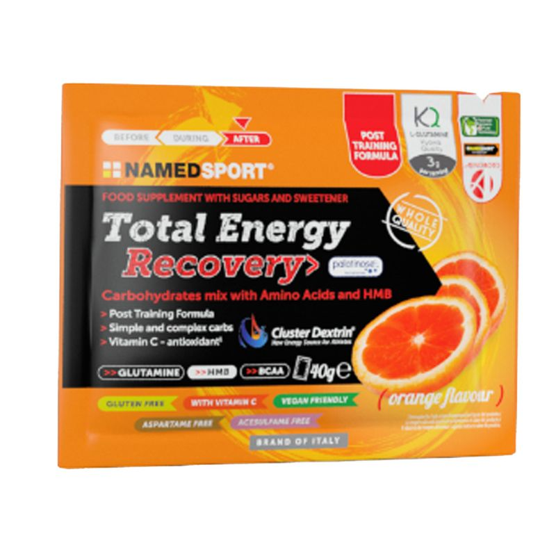 NAMED TOTAL ENERGY RECOVERY - 40g | DF Sport Specialist