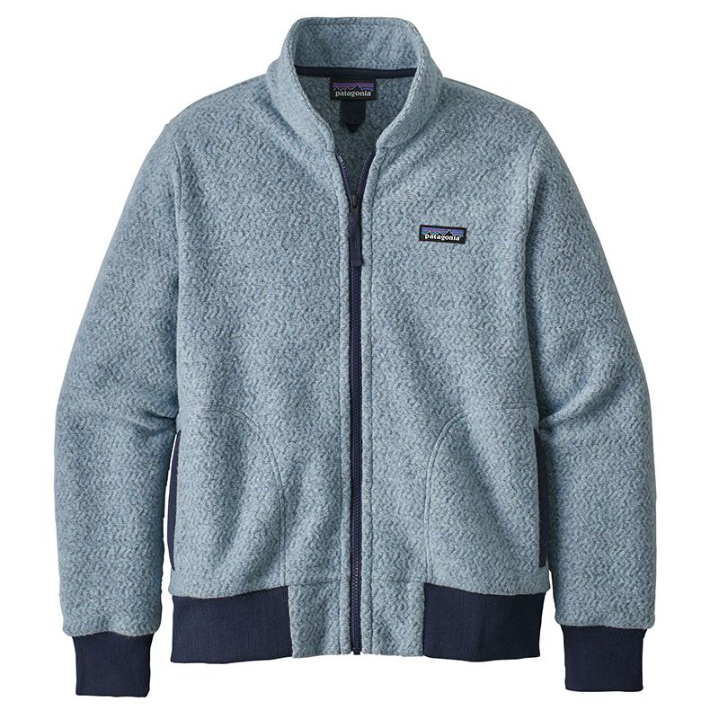 the best attitude 54552 38023 PATAGONIA Pile Donna Full Zip Woolyester