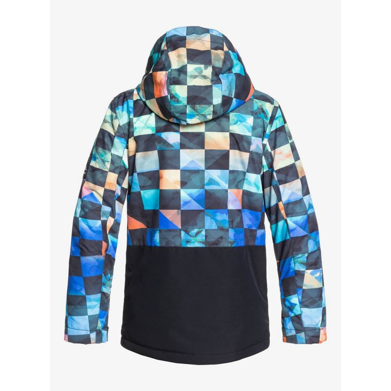 QUIKSILVER GIACCA BAMBINO SNOW MISSION BLOCK | DF Sport Specialist