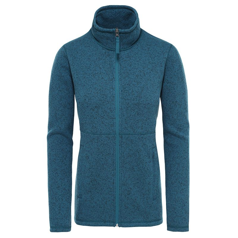 timeless design 950f3 8bb74 THE NORTH FACE Pile Donna Full Zip Crescent