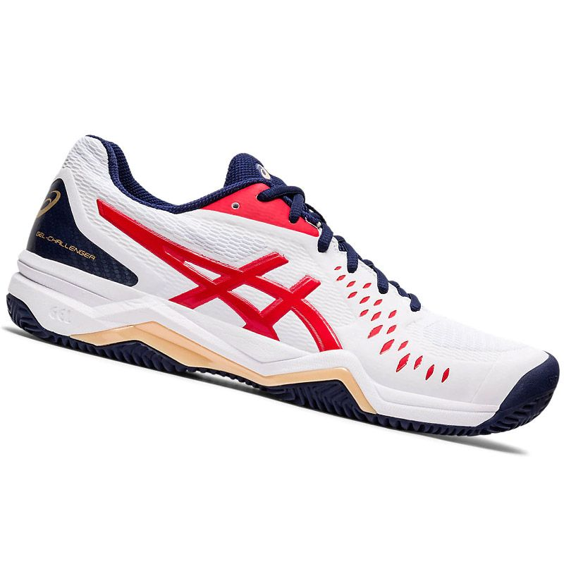 ASICS M GEL RESOLUTION 7 CLAY MEN'S TENNIS SHOES
