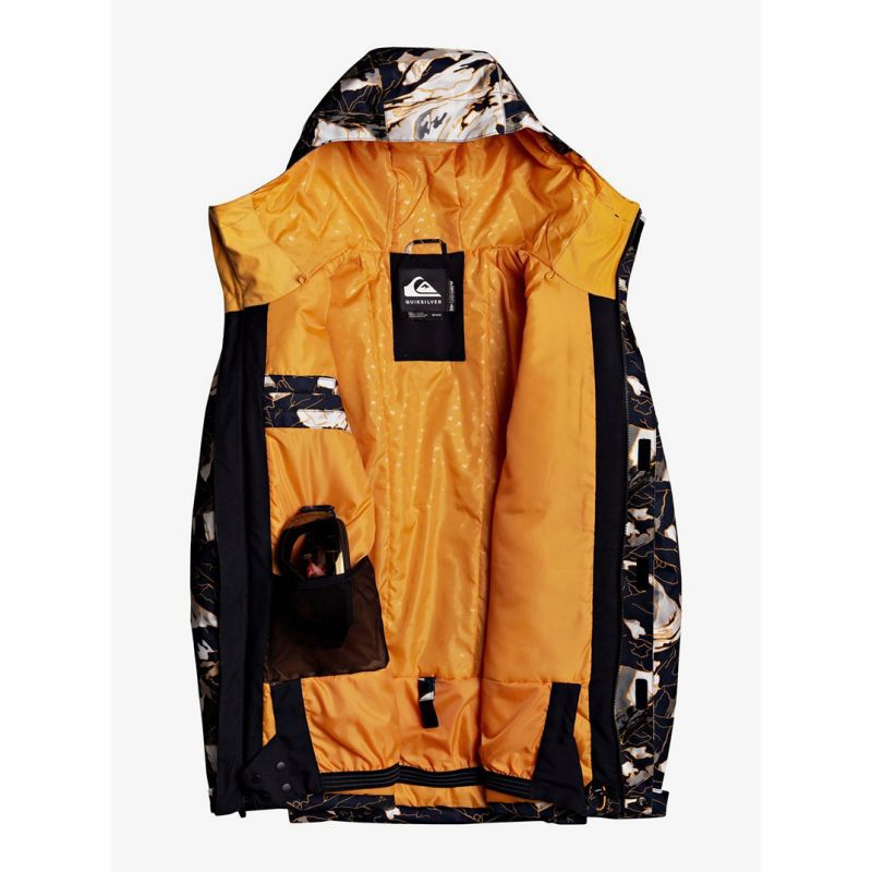QUIKSILVER GIACCA SNOW UOMO MISSION PRINTED | DF Sport Specialist