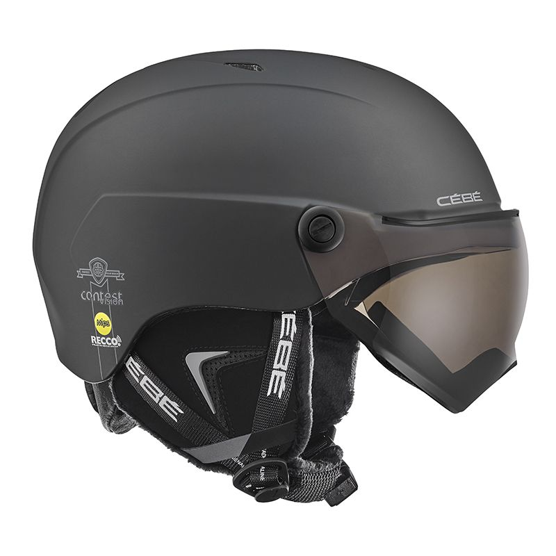 CEBE' CASCO CONTEST VISION MIPS PHOTO | DF Sport Specialist