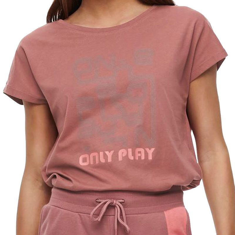 ONLY PLAY T-SHIRT DONNA JIRINA | DF Sport Specialist