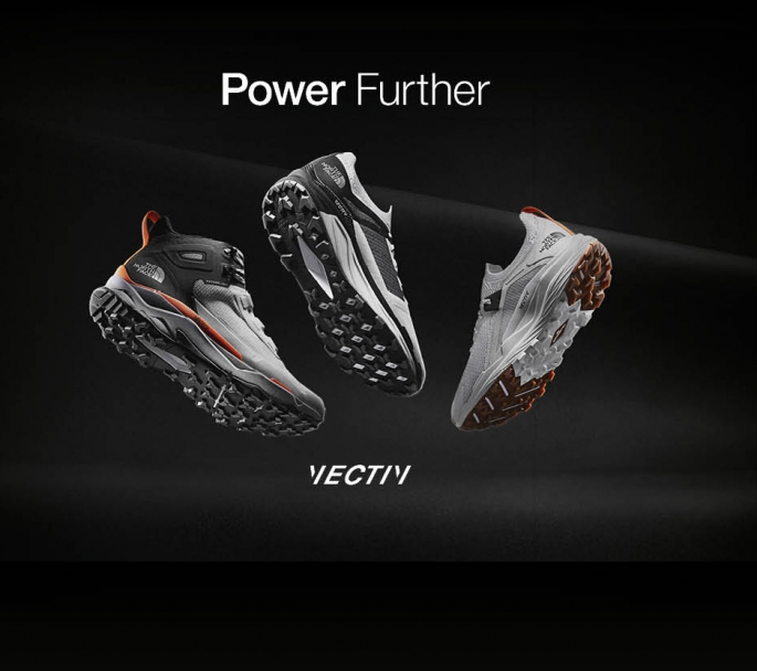 VECTIV™: l'innovazione The North Face per il trail running e hiking