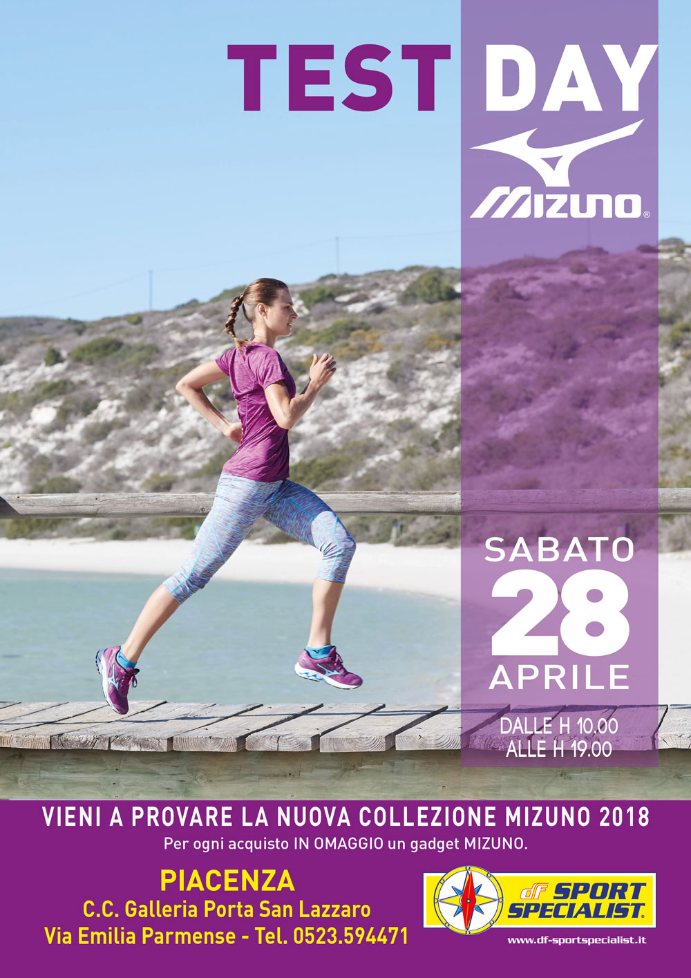 Saucony running day a piacenza | DF Sport